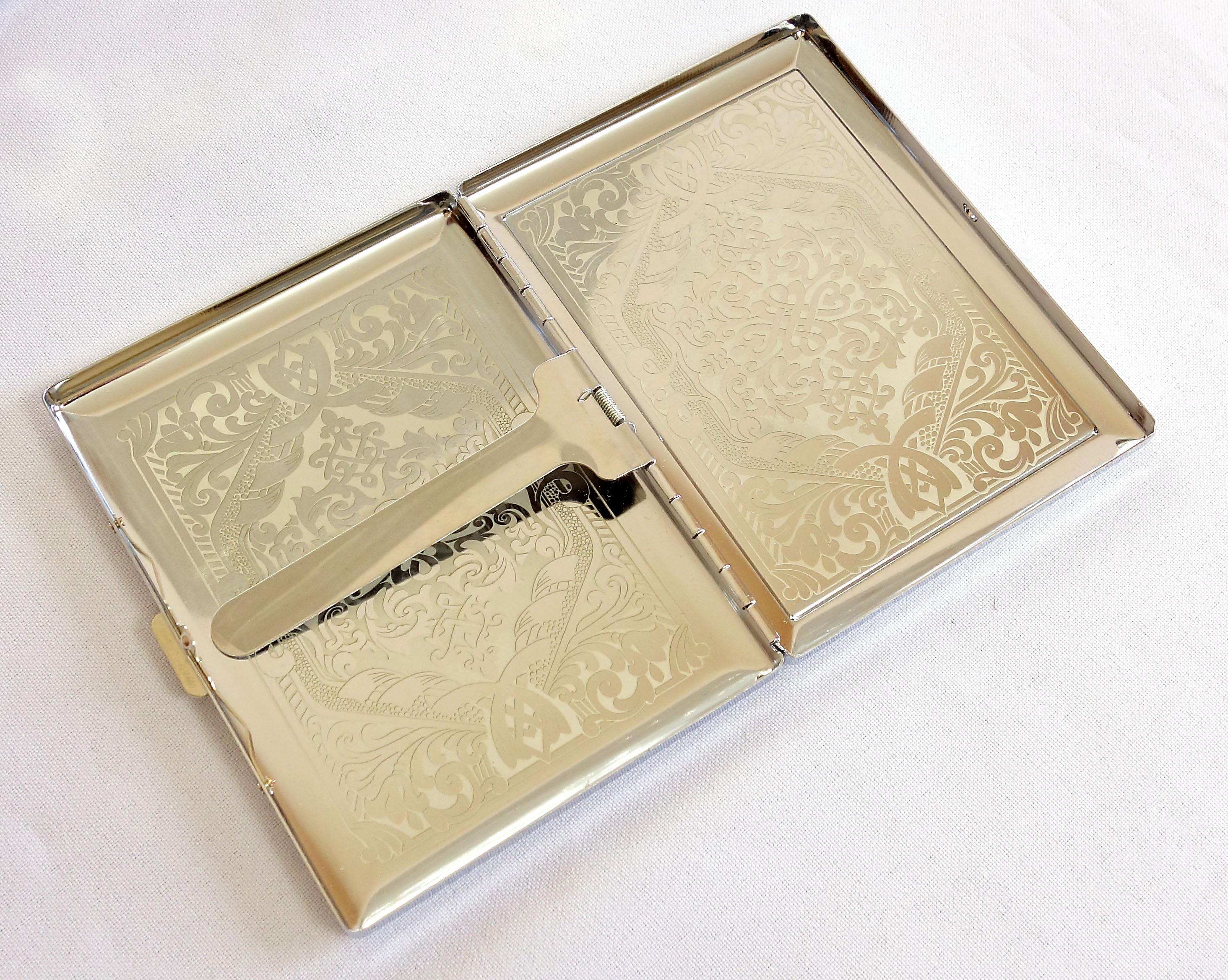 Портсигар для сигарет женский купить электронные одноразовые сигареты вредны